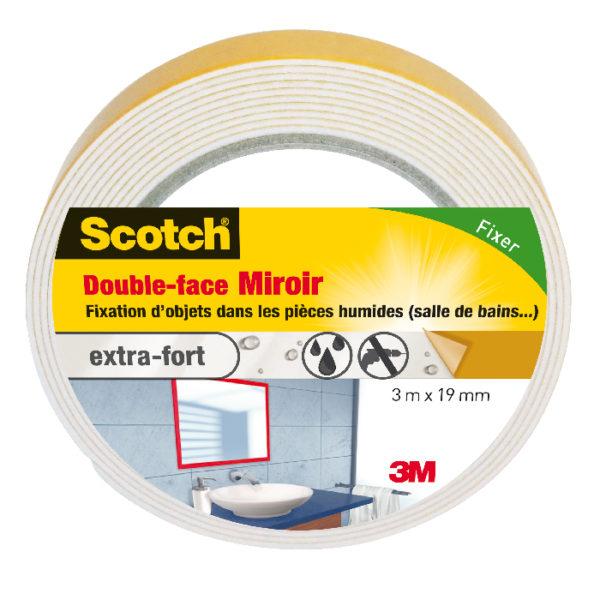 Scotch® Double-Face Miroir