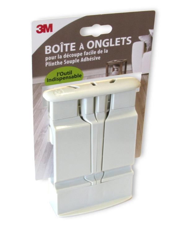 Boite à Onglets 3M™ pour Découper des Plinthes Adhésives 3M™