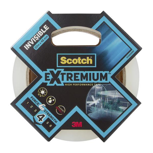Toile de Réparation Extremium™ INVISIBLE Transparent