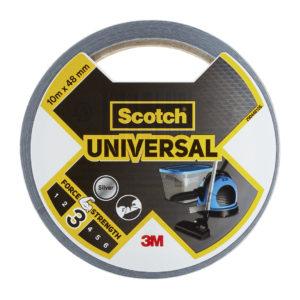 Toile de Réparation Scotch® UNIVERSAL Gris 50m